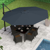 CorLiving 11' Cantilever Umbrella