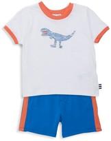 Splendid Baby Boy's 2-Piece Dinosaur T-Shirt & Shorts Set