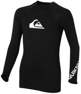 Quiksilver Boy's All Time Long Sleeve Rash Vest