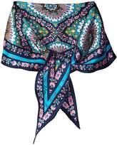 Echo Women's Paisley Silk Diamond Scarf
