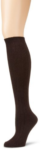 Ecco Women's Angora Knee High Comfort Socks