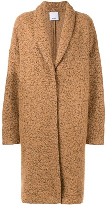 Acler Blair single-breasted coat