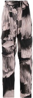 Paul Smith Oversized Pocket Trousers