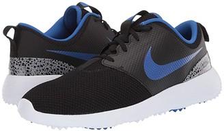 Nike Roshe G (Black/Game Royal/White/Cement Grey) Men's Golf Shoes