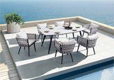 Indo Soul Crown 7 Piece Dining Setting