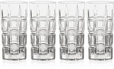 Marquis by Waterford Crosby Highball Glasses, Set of 4