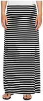 Calvin Klein Striped Maxi Skirt Women's Skirt