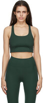 Thumbnail for your product : Girlfriend Collective Green Paloma Sports Bra
