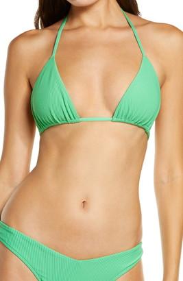 Frankie's Bikinis Tia Rib Bikini Top