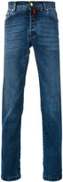 Kiton slim-fit jeans - men - Cotton/Spandex/Elastane - 31