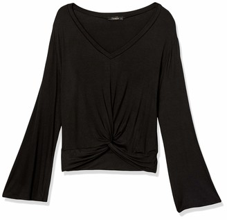 Forever 21 Women's Plus Size Twisted Top