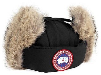 Canada Goose Fur-Trim 1900 Aviator Hat