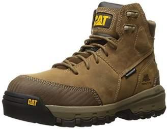 Caterpillar Men's Device Comp Toe Waterproof Work Boot