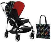 Bugaboo Bee3 Stroller - Andy Warhol - Marilyn/Orange (Special Edition) - Aluminum