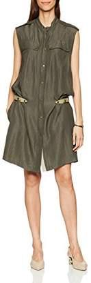 Belstaff Women's Mao Sleeveless Dress - Green
