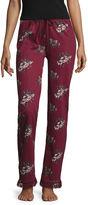 Asstd National Brand Wallflower Knit Pajama Pants
