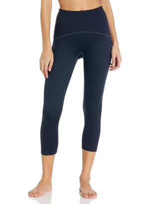 Spanx Women's Plus Size Active Compression Cropped Leggings