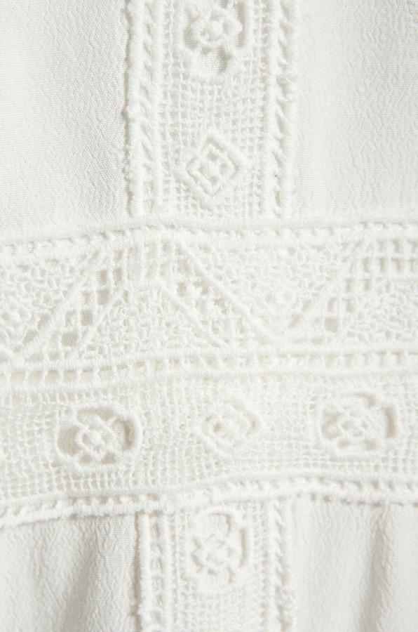 Dolce Vita Byzantine Edgy Lace Dress
