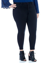 "Jessica Simpson Plus ""Kiss Me"" Super Skinny Jean"