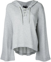 The Upside bell sleeve hoodie - women - Cotton - XXS