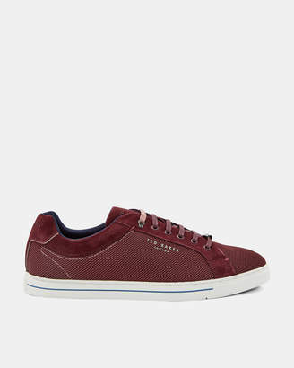 Ted Baker ASHWYNS Leather lace up trainers