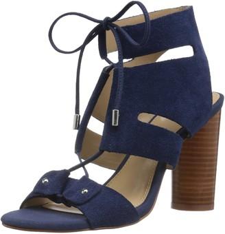The Fix Women's Page Block Heel Ghillie Sandal Dress