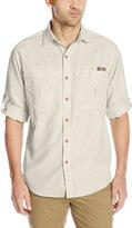G.H. Bass Men's Long Sleeve Explorer Solid Shirt