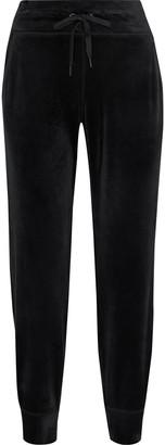 DKNY Velour Track Pants
