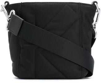 Kenzo K stitched bucket bag