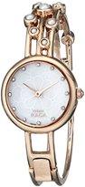 Titan Women's 9975WM01 Raga Pearl Analog Display Quartz Gold Watch