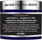 Peter Thomas Roth Retinol Fusion PM - Overnight Resurfacing Pads