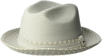 Bailey Of Hollywood Men's Mannesroe Braided Fedora Trilby Hat