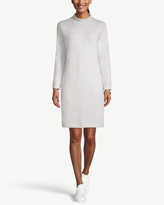 Zenergy Knit Funnel-Neck Dress