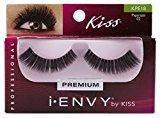 Kiss I Envy Paparazzi 02 Lashes (3 Pack)