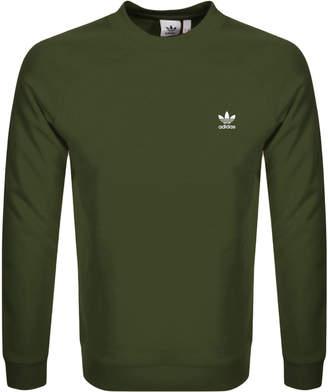 adidas Essential Sweatshirt Green