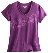 Disney Cruise Line V-Neck Fashion Tee for Women