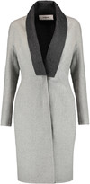 Chalayan Wool and cashmere-blend felt coat