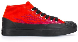 Converse x A$AP Nast Jack Purcell Chukka sneakers