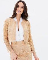 Maple Lace Jacket
