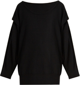 Loewe Double-layer cashmere sweater