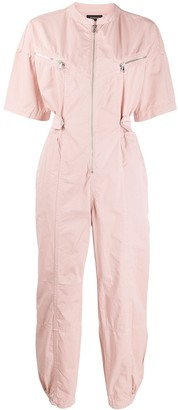Pinko Zipped Utility Jumpsuit