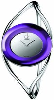 Calvin Klein Women's Delight K1A24656 Stainless-Steel Quartz Watch with Dial