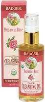 Badger Face Cleansing Oil - Damascus Rose by 2oz Oil)