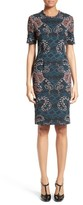 Yigal Azrouel Women's Serpent Jacquard Dress