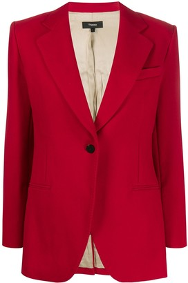 Theory Cinched Blazer