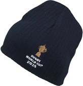 Canterbury of New Zealand Rugby World Cup Webb Ellis Cup Beanie Navy