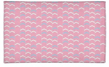 Pink Chevron Rug Shop The World S Largest Collection Of Fashion Shopstyle