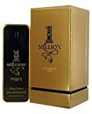 Paco Rabanne One Million Pure Parfum Spray for Men, 3.4 Ounce
