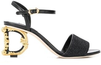 Dolce & Gabbana heel sandals