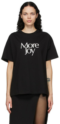 More Joy Black T-Shirt